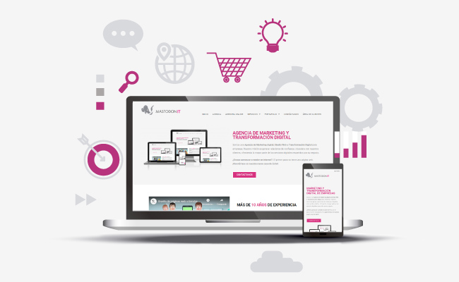agencia de marketing y transformacion digital Mastodon IT