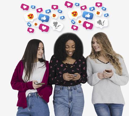 administración redes sociales community manager