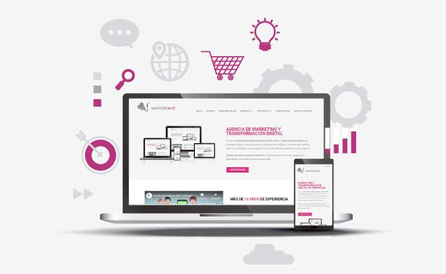 agencia de marketing y transformacion digital Mastodon IT