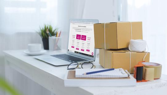 Plataforma e-commerce online